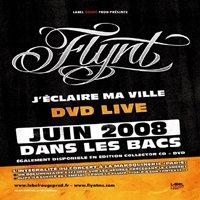 Le concert de Flynt à la Maroquinerie en DVD le 02 juin 2008