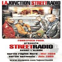 Avant l'album, La Jonction sort 'Street radio'
