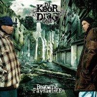 Album 'Beatume paysagiste' de Dj Keor & Drag.One