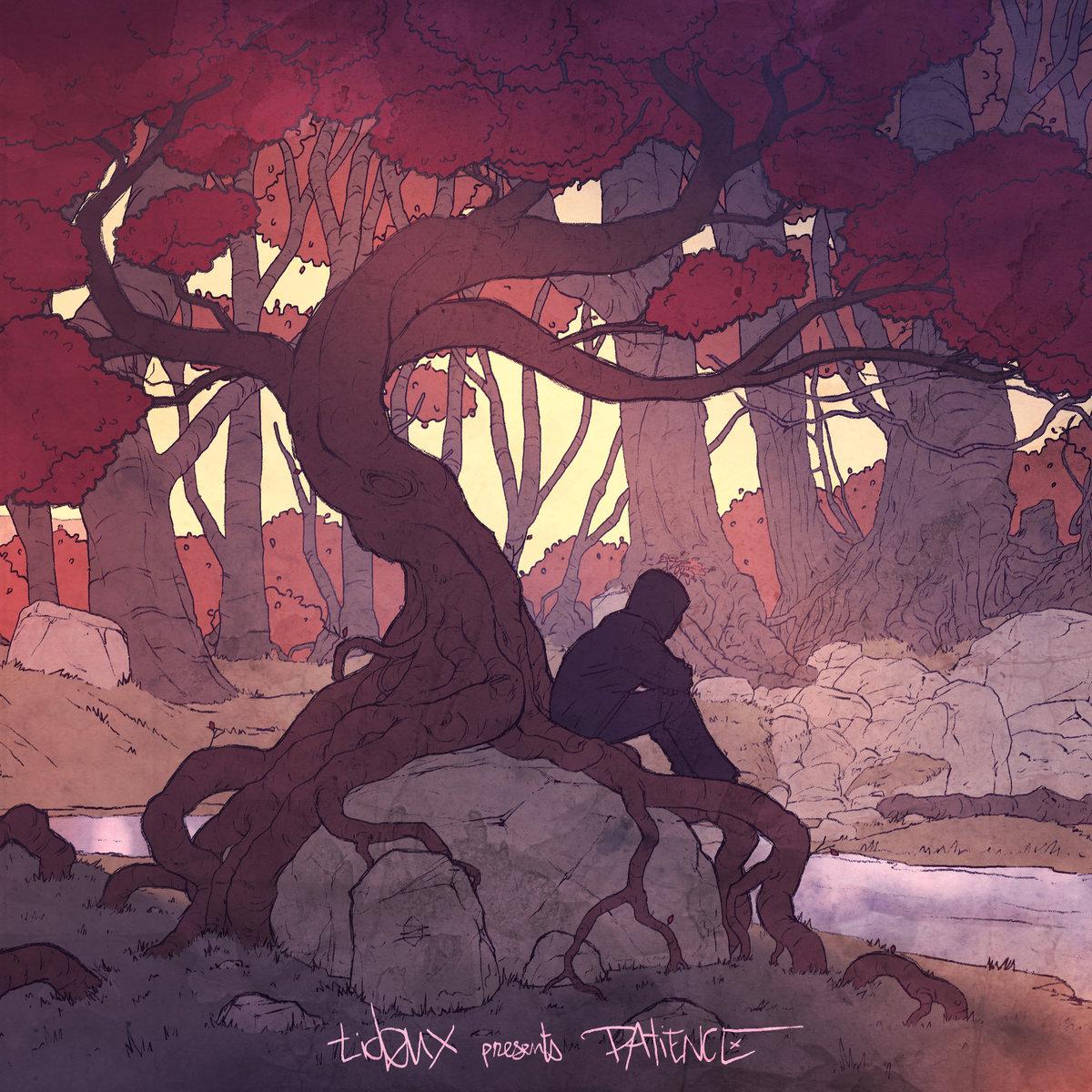 """""""Patience"""", l'album instrumental de Tideux disponible en CD & Digital"""