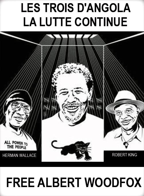 Albert Woodfox parle - Le dernier des trois d'Angola