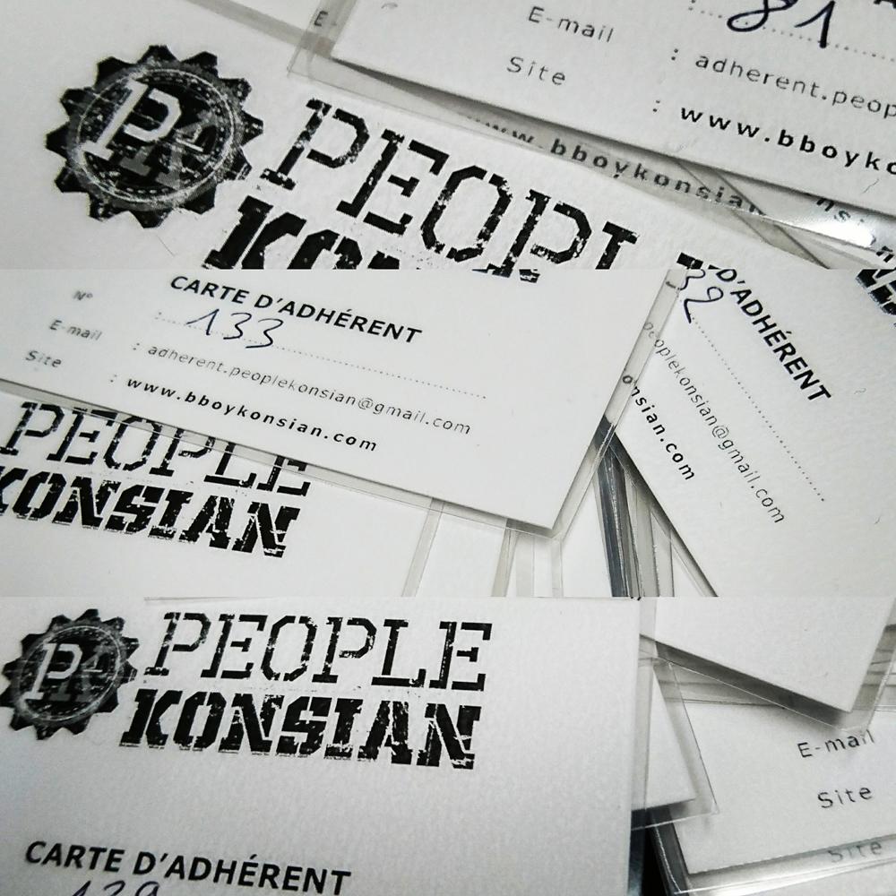 Présentation de BBoyKonsian/PeopleKonsian