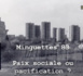 Minguettes 1983 - Paix sociale ou pacification ?