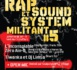 """Soirée """"Rap & Sound System militant #5"""" le 23 février 2019 à Melle (79)"""