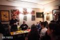 """Présentation du livre """"Tout le monde descend"""" à Montreuil le 30 juin 2017"""