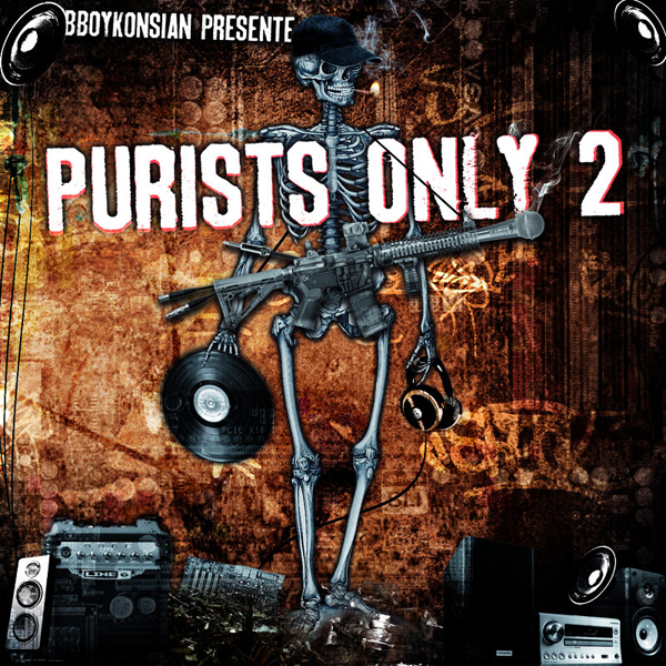"BBoyKonsian ""Purists Only 2"""