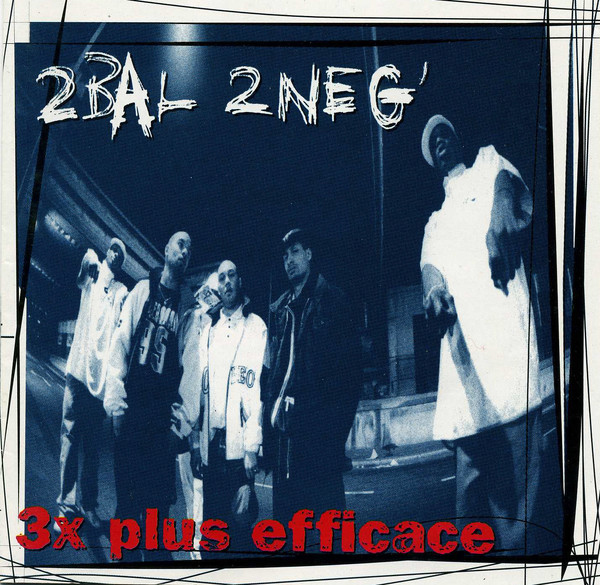 "2 Bal 2 Neg' ""3x plus efficace"""
